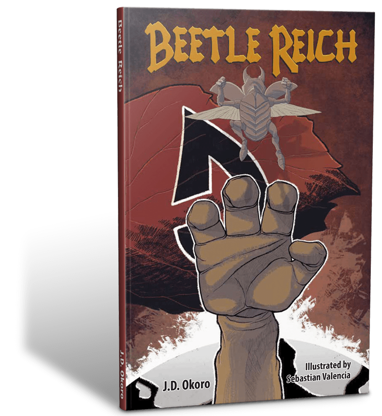 Beetle Reich graphic novel